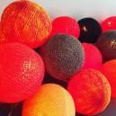Guirlande lumineuse 35 boules