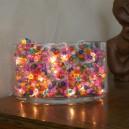 Guirlande lumineuse perles
